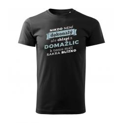 """Tričko """"Chlapi z Domažlic"""""""