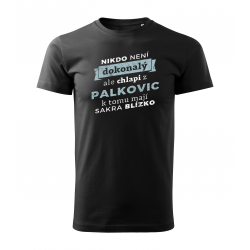 "Tričko ""Chlapi z Palkovic"""
